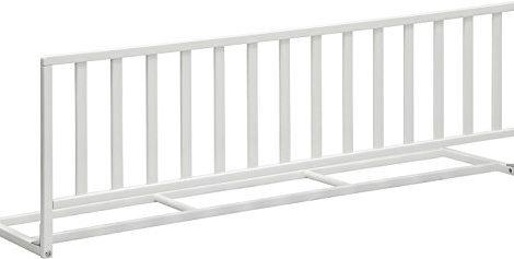 IB-Style-Barrire-de-scurit-de-lit-Pino-blanc-120-x-42-cm-en-bois-pliable-htre-ou-blanc-enfant-bb-0
