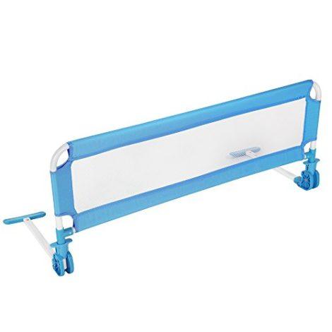 TecTake-Barrire-de-Lit-pour-Bb-Enfant-Portable-102cm-diverses-couleurs-au-choix-0